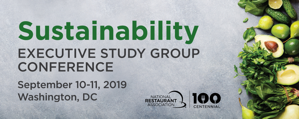 Supply Chain Scene, image of Sustainability Conference ESG, 9/10-9/11/19, Washington DC
