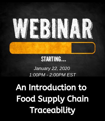 text graphic with the name, date and time of this free webinar
