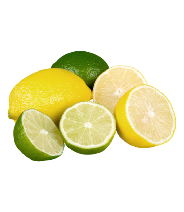 SCS, image of lemons and limes