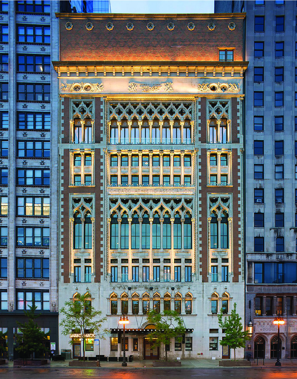 Image of Chicago hotel accomodations for NextGen conference